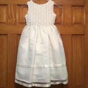 Jayne White First Communion / Bride Dress